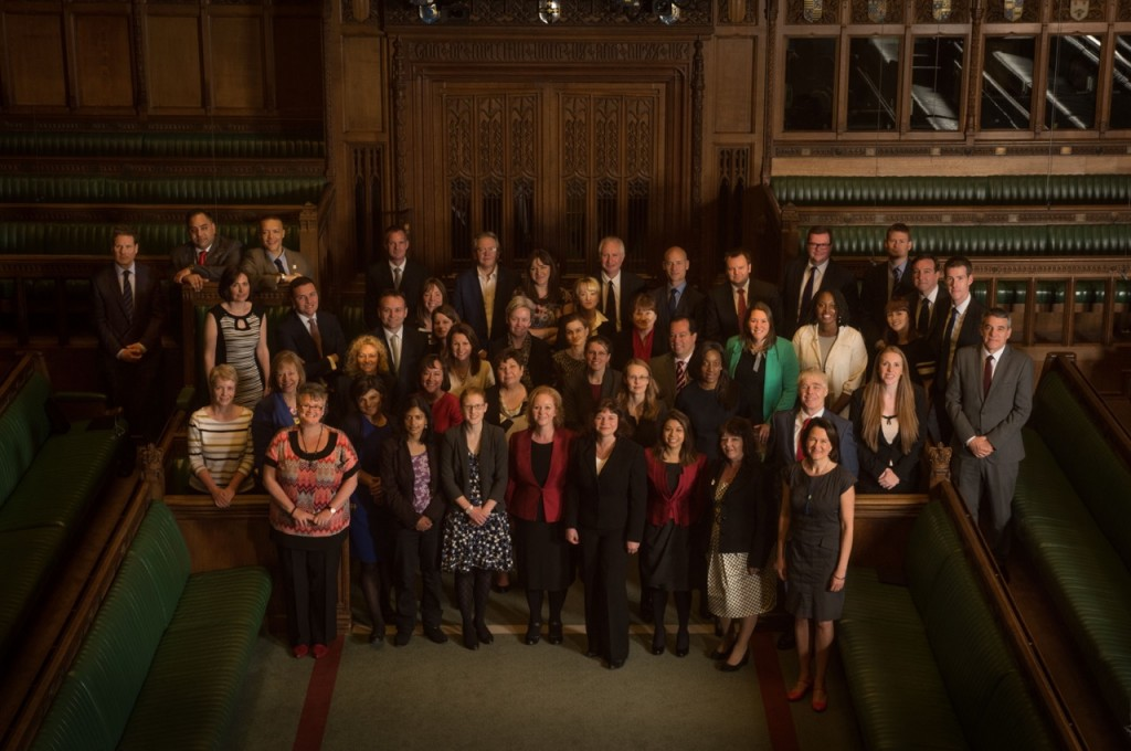 New Labour MPs elected 7th May