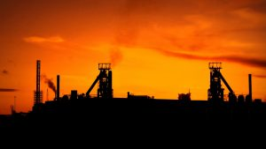 Tata steelworkers make difficult decision.