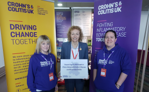 Supporting local people in Neath living with Crohn's Disease and Ulcerative Colitis