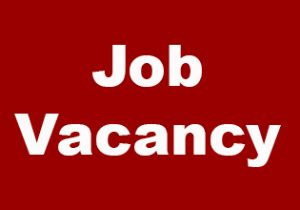 Job Vacancy – Y Banwen Community Hub