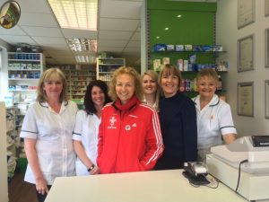 Shadow Secretary of State welcomes decade of free prescriptions in Wales