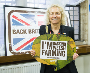 Backing British Farming