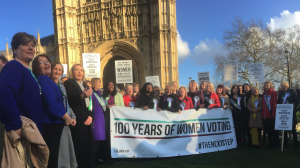 100 Years of Women voting