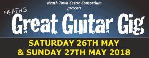 Neath's Great Guitar Gig