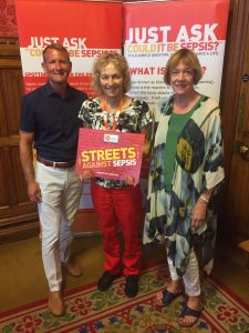 MP backs local youth sepsis awareness