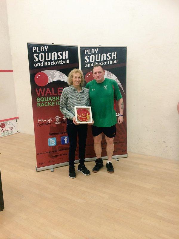 Squash Wales