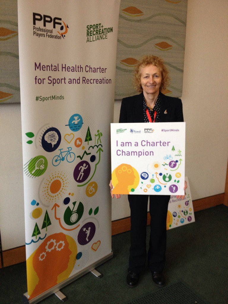 Mental Health Charter for Sport & Recreation