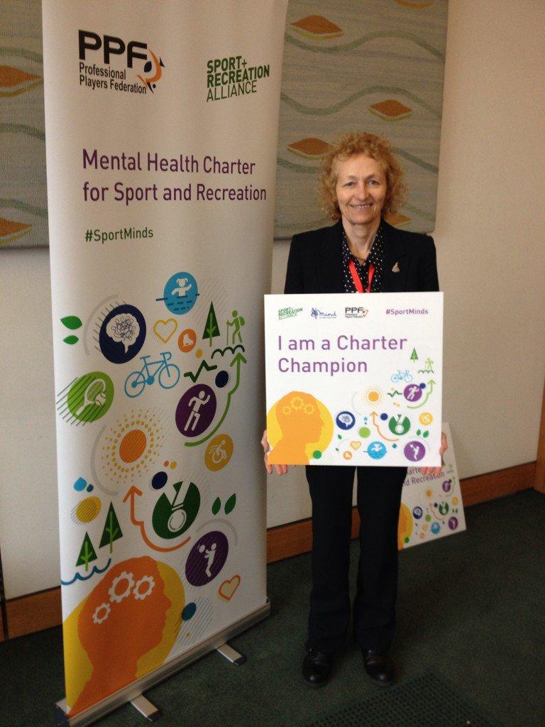 Mental Health Charter for Sport & Recreation