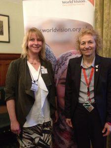 World Vision UK event